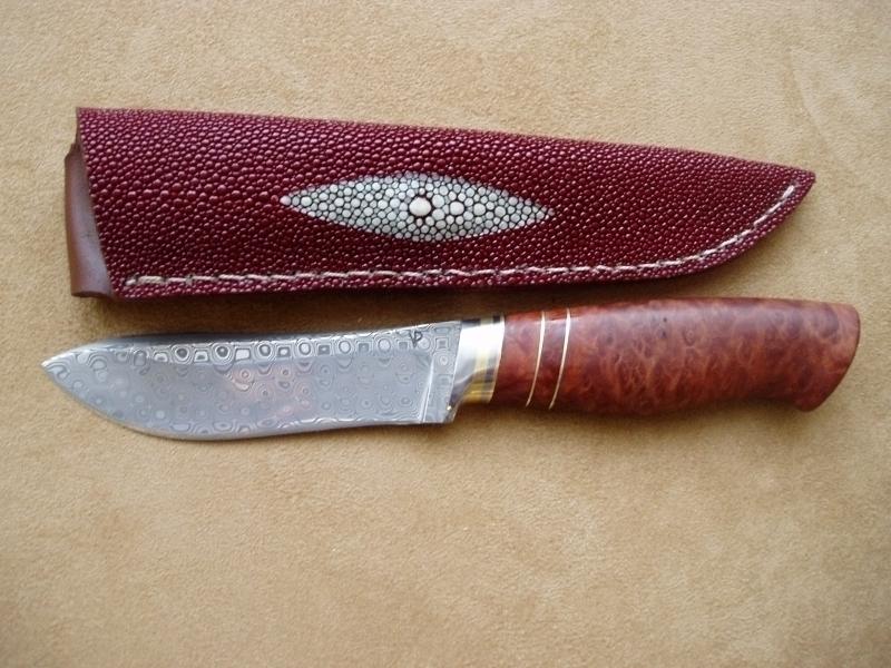 Vyrezávané nože